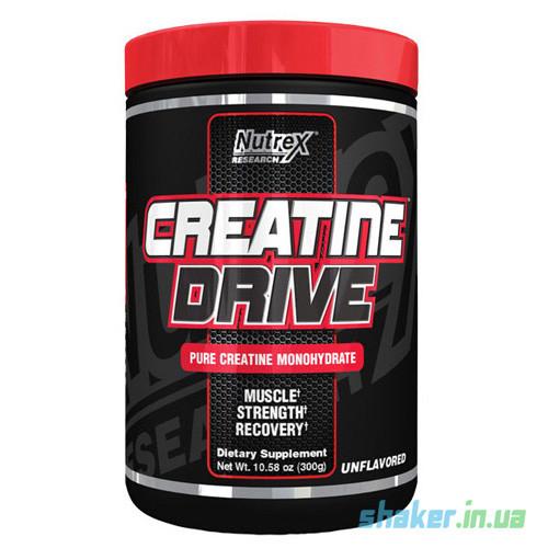 Креатин Nutrex Creatine Drive (300 г) нутрекс драйв