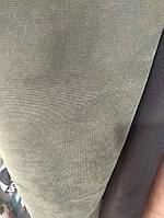 Автоткань для обшивки автосалонов, автобусов ширина 150 см сублимация 037-зеленый