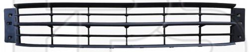 Решетка в бампер Skoda Fabia 2014- средняя (FPS)