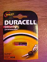 Батарейка DURACELL Security MN27, фото 1