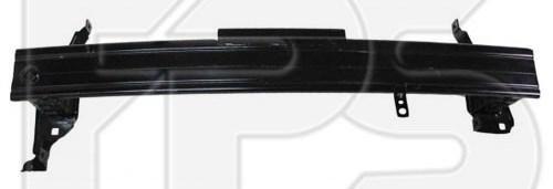 Шина переднего бампера Skoda Fabia 2014- (усилитель) (FPS)