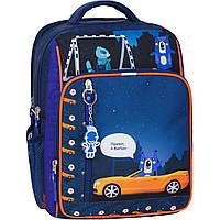 Украина Рюкзак школьный Bagland Школьник 8 л. 225 синий 432 (00112702), фото 1