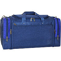 Украина Спортивная сумка Bagland Мюнхен 59 л. Синий/электрик (0032570), фото 1
