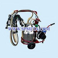 Доильный апарат Белка-1 для коз