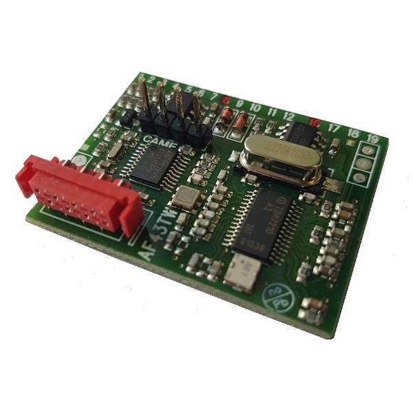 Приймач одноканальний Came AF43TW для пультів серії TWIN Rolling Code