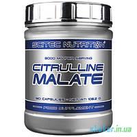 Л-Цитруллин малат Scitec Nutrition Citrulline Malate (90 капсул) скайтек нутришн