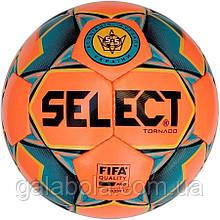 Мяч для футзала (мини-футбола) SELECT TORNADO FIFA (размер 4)