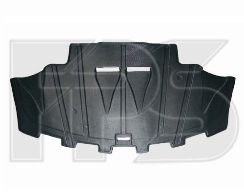 Защита двигателя Audi 100 С4 (91-94) пластик (FPS) 4A0863821AG