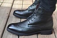 Мужские зимние сапоги и ботинки