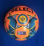 Мяч для футзала (мини-футбола) SELECT TORNADO FIFA (размер 4), фото 7