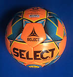 Мяч для футзала (мини-футбола) SELECT TORNADO FIFA (размер 4), фото 5