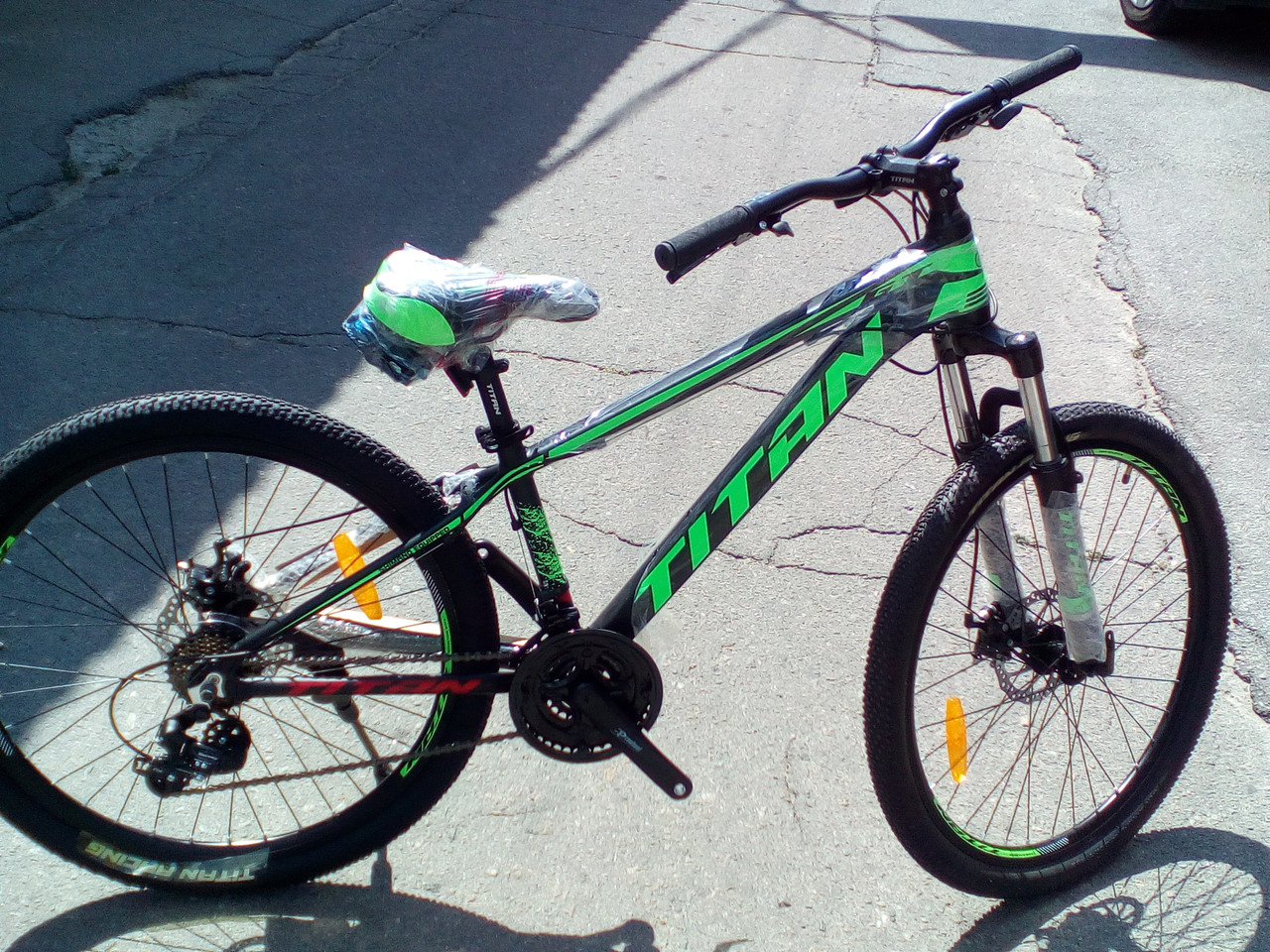 "Велосипед Titan GT 26"""