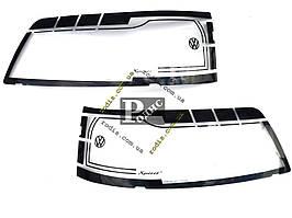 "Защита фар ""Spirit"" Volkswagen T5 (2003-н.в.) - Защита фар Фольксваген Т5"