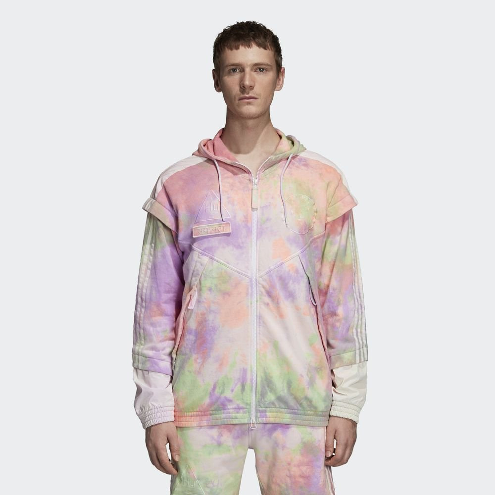 Оригинальная Куртка  Adidas Hu Holi Hood Pharrell Williams  CW9413
