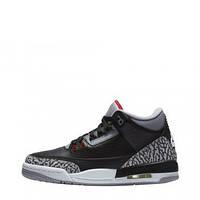 """Оригинальные кроссовки Air Jordan 3 Retro OG """"Black Cement"""""""