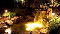 Строительство фонтанов и водоёмов «под ключ»
