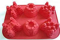 Замки Форма силиконовая HH-429