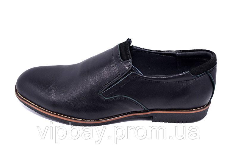 Туфли Multi-Shoes Parker YS Black