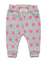 Штанишки Andriana Kids розовые звезды