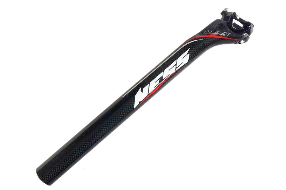 Подседельный штырь Ness Carbon 31.6 х 350 мм (190 грамм)