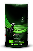 Purina (Пурина) VD HA HypoAllergenic Canine Formula корм при пищевой аллергии у собак 3 кг