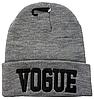 Зимняя шапка Vogue
