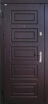 """Вхідні двері ТМ """"Саган"""" 2 замка в наявності готові!!!"""