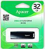USB флешка Apacer AH336 32GB Black (AP32GAH336B-1)