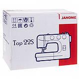 Janome Top 22S швейна машина, фото 9
