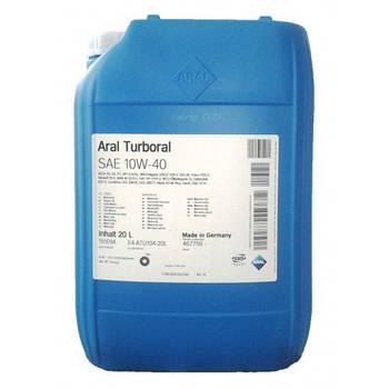 Aral Turboral 10W-40 20л