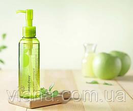 Гидрофильное масло очищающее поры с экстрактом яблока Innisfree Apple Seed Cleansing Oil 150 мл