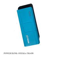 Power bank NK-658 портативный аккумулятор УМБ 11200mAh