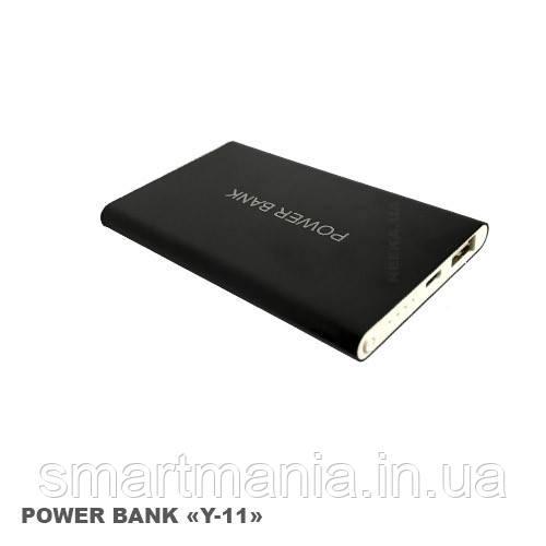 """Портативное зарядное устройство Power Bank """"Y2L"""" (11500mAh)"""