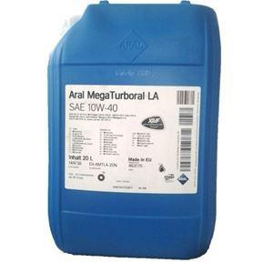 Aral MegaTurboral LA 10W-40 20л