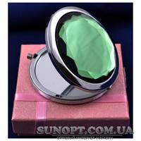 Карманное зеркальце №6960-5 (Зелен)