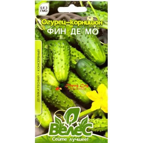 ТМ ВЕЛЕС Огурец Фин де Мо (мини-корнишон) 0,5г
