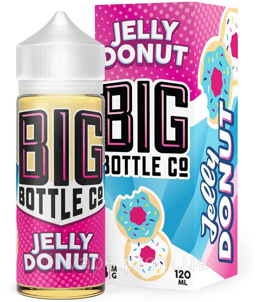Big Bottle Co. - Jelly Donut (Клон премиум жидкости)
