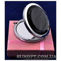 Карманное зеркальце №6960-5 (Черн)