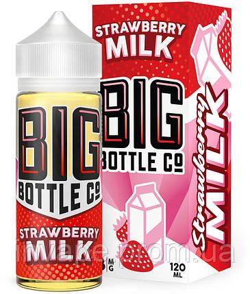Big Bottle Co. - Strawberry Milk (Клон премиум жидкости) v1, фото 2