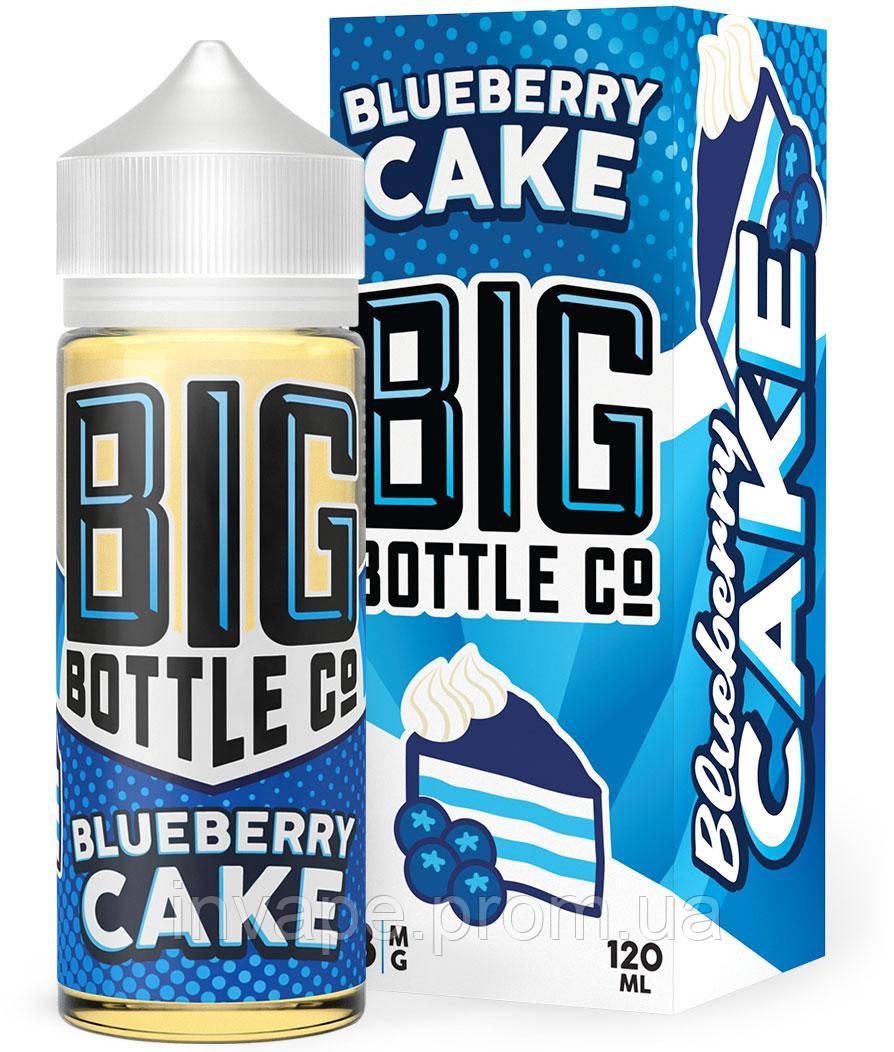 Big Bottle Co. - Blueberry Cake  (Клон премиум жидкости)