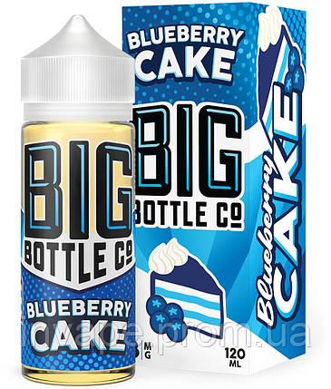 Big Bottle Co. - Blueberry Cake  (Клон премиум жидкости), фото 2