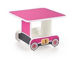 Стол детский LOKOMO розовый Halmar