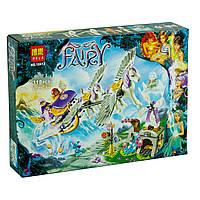 """Конструктор Bela Fairy 10413 (Аналог Elves Lego41077) """"Летающие сани Эйры"""" 318 деталей"""
