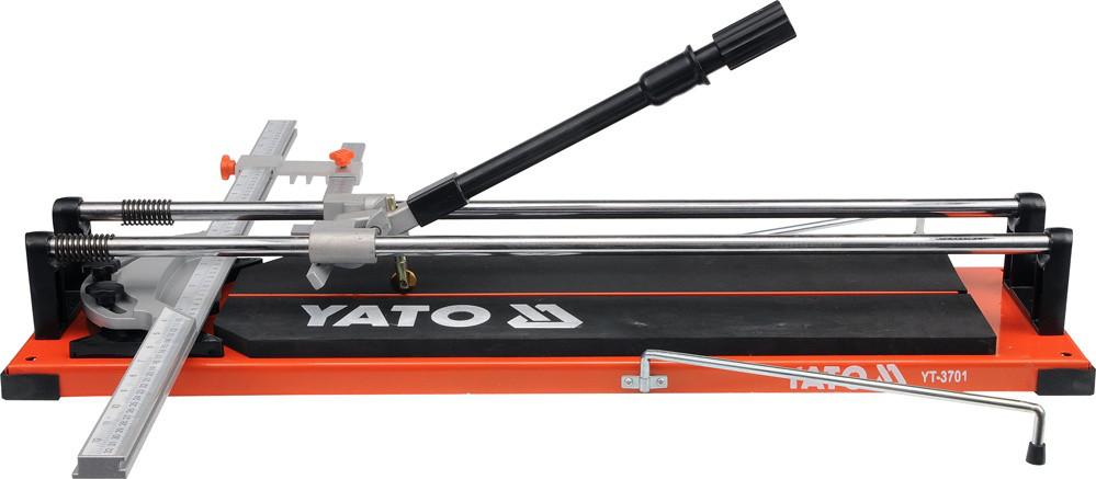 Плиткорез ручной 600 мм Yato YT-3701