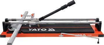 Плиткорез ручной 600 мм Yato YT-3701, фото 2