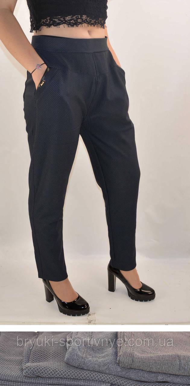 Штани жіночі еластан - великі розміри