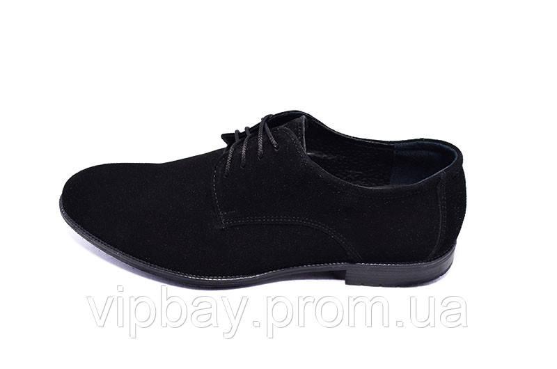 Туфли мужские VanKristi JH 9609 Black