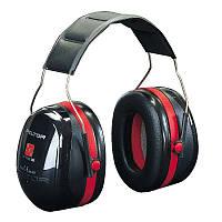 3M™ Peltor™ Optime™ III - Наушники стандартные с оголовьем H540A-411-SV
