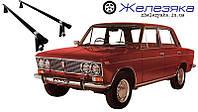 """Багажник на крышу ВАЗ 2103 """"UNI"""" (140 см) """"Эконом"""", фото 1"""