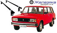 """Багажник на крышу ВАЗ 2104 """"UNI"""" (140 см) """"Эконом"""", фото 1"""
